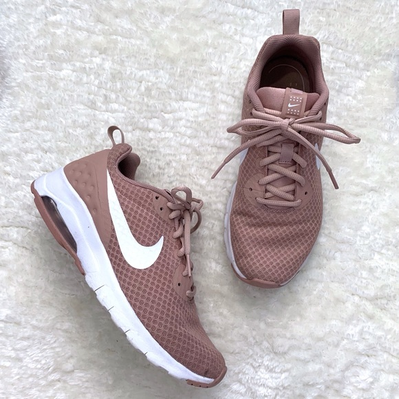 Nike Mauve Pink Air Max Motion Lace Up